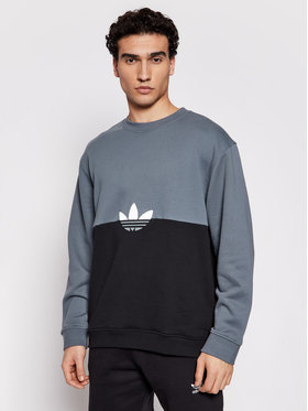 adidas adidas Sweatshirt Slice Trf Crew GN3439 Bunt Regular Fit
