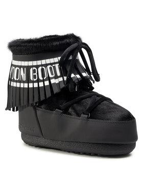 Moon Boot Moon Boot Śniegowce Mars Night 14401600001 Czarny