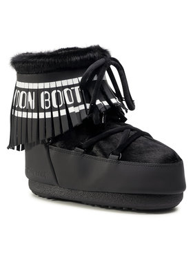 Moon Boot Moon Boot Снігоходи Mars Night 14401600001 Чорний
