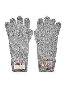 Guess Guess Férfi kesztyű Not Coordinated Gloves AM8730 WOL02 Szürke