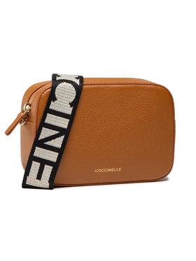 Coccinelle Coccinelle Torbica IV3 Mini Bag E5 IV3 55 I1 07 Smeđa
