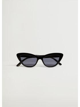 Mango Mango Okulary przeciwsłoneczne Siena 87062016 Czarny