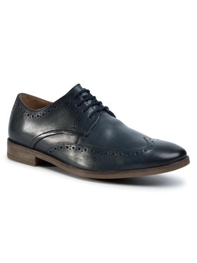 Clarks Clarks Pantofi Stanford Limit 261498407 Bleumarin