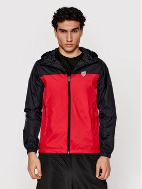 PROSTO. PROSTO. Prijelazna jakna KLASYK Windrunner 1021 Crvena Regular Fit