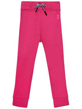 Reima Reima Teplákové kalhoty Pehmyt 526325B Růžová Regular Fit