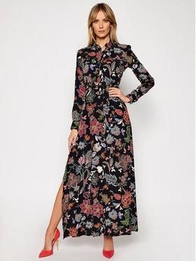 Morgan Morgan Sukienka koszulowa 211-RICHOLA.F Czarny Regular Fit