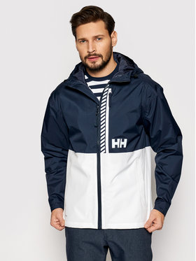 Helly Hansen Helly Hansen Giacca impermeabile Active Pace 53085 Blu scuro Regular Fit