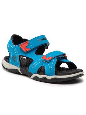 Timberland Timberland Sandály Advanture Sneaker TB0A2APYU151 Modrá