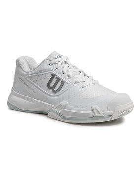 Wilson Wilson Обувки Rush Pro 2.5 2021 W WRS327390 Бял