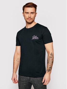 Quiksilver Quiksilver T-Shirt EQYZT06316 Černá Regular Fit