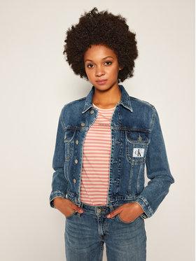 Calvin Klein Jeans Calvin Klein Jeans Geacă de blugi J20J214026 Bleumarin Regular Fit