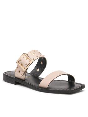 Carinii Carinii Mules / sandales de bain B6138 Beige