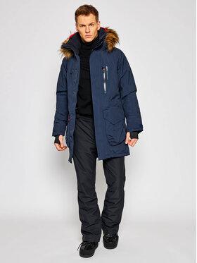 Musto Musto Vitorlás kabát Evo 82037 Sötétkék Regular Fit