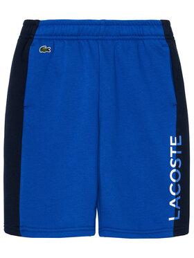 Lacoste Lacoste Pantaloncini sportivi GJ2294 Blu scuro Regular Fit