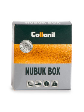 Collonil Collonil Zomšos ir nubuko valymo trintukas Nubuk Box