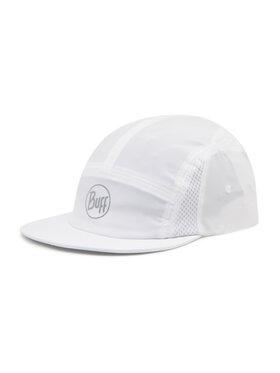 Buff Buff Καπέλο Jockey 5 Panel Cap 119490.000 Λευκό