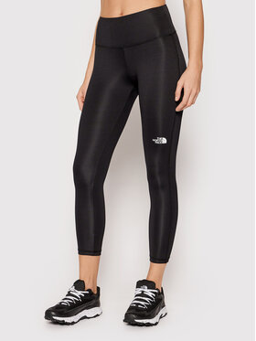 The North Face The North Face Leggings Flex NF0A4AR4JK31 Fekete Tight Fit