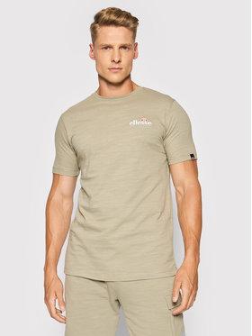 Ellesse Ellesse T-shirt Mille Tee SHJ11941 Verde Regular Fit