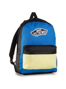 Vans Vans Σακίδιο Realm Backpack VN0A3UI6JBS1 Μαύρο