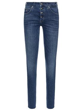 Calvin Klein Jeans Calvin Klein Jeans Jeansy Skinny Fit J20J213300 Granatowy Skinny Fit