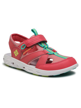 Columbia Columbia Sandalen Youth Techsun Wave BY2082 Rosa