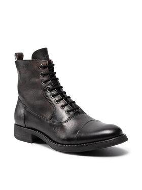 Guess Guess Μπότες Jesi FM7JES LEA10 Μαύρο