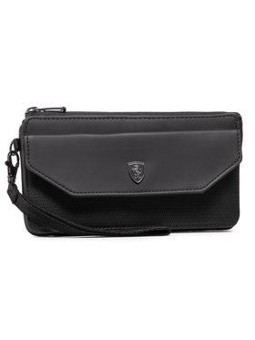 Puma Puma Veľká dámska peňaženka Ferrari Ls Wallet 053855 01 Čierna