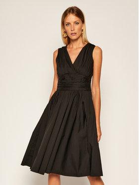 MICHAEL Michael Kors MICHAEL Michael Kors Коктейлна рокля MU08ZTFF4C Черен Regular Fit