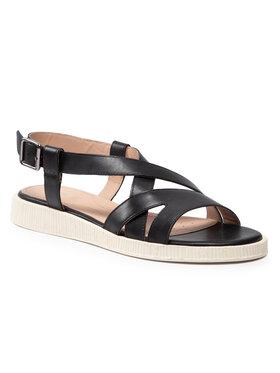 Geox Geox Sandále D Taormina F D02H0F 00043 C9999 Čierna