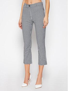 Guess Guess Текстилни панталони W1GB36 WDV70 Черен Regular Fit