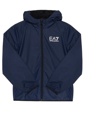 EA7 Emporio Armani EA7 Emporio Armani Geacă 6HBB01 BN27Z 1554 Bleumarin Regular Fit