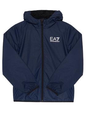 EA7 Emporio Armani EA7 Emporio Armani Μπουφάν μεταβατικό 6HBB01 BN27Z 1554 Σκούρο μπλε Regular Fit