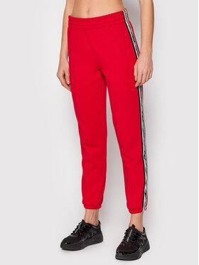 DKNY Sport DKNY Sport Pantaloni da tuta DP1P2802 Rosso Regular Fit