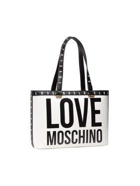 LOVE MOSCHINO LOVE MOSCHINO Borsetta JC4180PP1DLI0100 Bianco