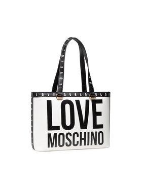 LOVE MOSCHINO LOVE MOSCHINO Geantă JC4180PP1DLI0100 Alb