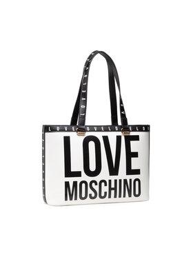 LOVE MOSCHINO LOVE MOSCHINO Τσάντα JC4180PP1DLI0100 Λευκό