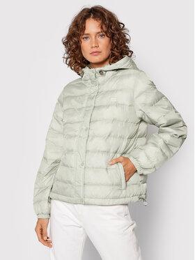 Levi's® Levi's® Vatovaná bunda A0675-0001 Zelená Regular Fit