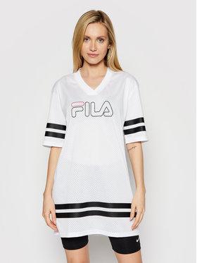 Fila Fila T-shirt Jala 683299 Bijela Oversize