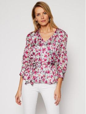 Guess Guess Bluzka Anieta W1RH49 WDON2 Kolorowy Regular Fit
