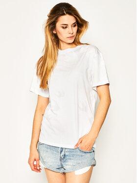 MCQ Alexander McQueen MCQ Alexander McQueen T-shirt 583305 ROT43 9000 Bianco Regular Fit