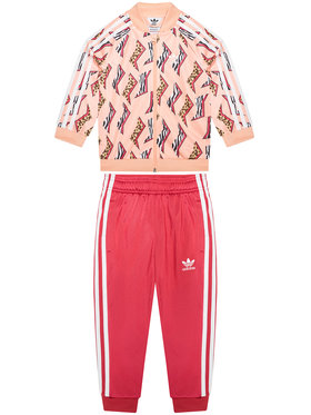adidas adidas Jogginganzug Sst Set GN2215 Rosa Regular Fit