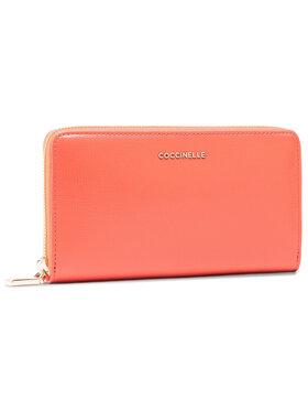 Coccinelle Coccinelle Nagy női pénztárca HW0 Metallic Textured E2 HW0 11 32 01 Piros