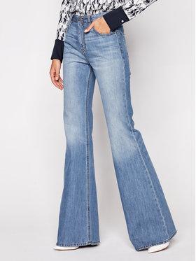Victoria Victoria Beckham Victoria Victoria Beckham Straight Leg Jeans 2420DJE002087A Blau Straight Leg