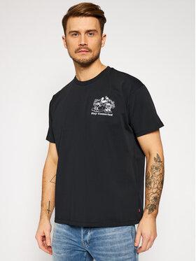 Levi's® Levi's® Tričko DISNEY Mickey & Friends A0612-0000 Čierna Regular Fit