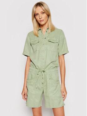 Pepe Jeans Pepe Jeans Kombinezonas Tory PL230336 Žalia Regular Fit