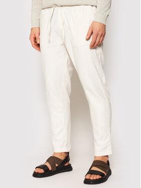 Jack&Jones Jack&Jones Spodnie materiałowe Ace Breeze 12185887 Beżowy Regular Fit