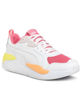 Puma Puma Обувки X-Ray Game 372849 03 Бял