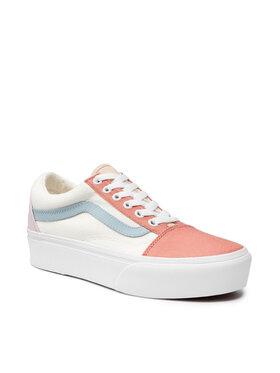 Vans Vans Πάνινα παπούτσια Old Skool Platfor VN0A5KX99MK1 Μπεζ