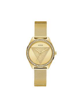 Guess Guess Ρολόι Tri Glitz W1142L2 Χρυσό
