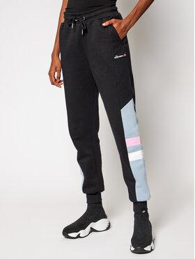 Ellesse Ellesse Spodnie dresowe Manta SGG09621 Czarny Regular Fit